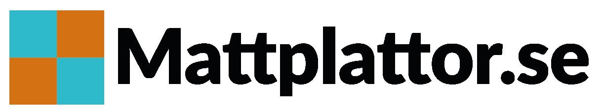 Mattplattor logotyp